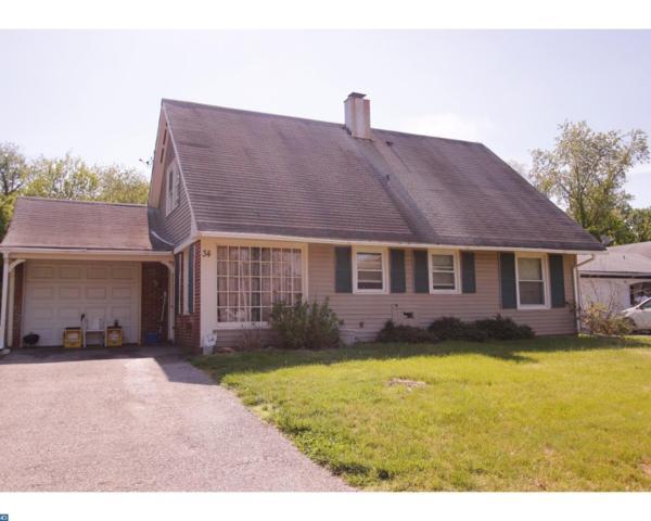34 Buckingham Drive, Willingboro, NJ 08046 (MLS #6980485) :: The Dekanski Home Selling Team
