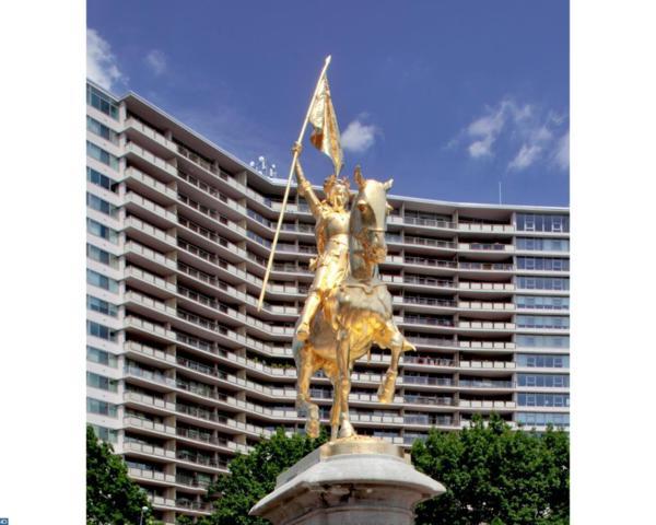 2401 Pennsylvania Avenue 5B33, Philadelphia, PA 19130 (#6983785) :: City Block Team