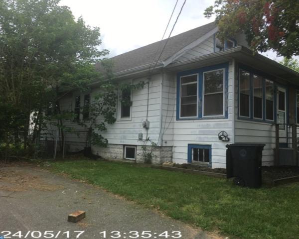 47 Moore Avenue, Westville, NJ 08093 (MLS #6987950) :: The Dekanski Home Selling Team