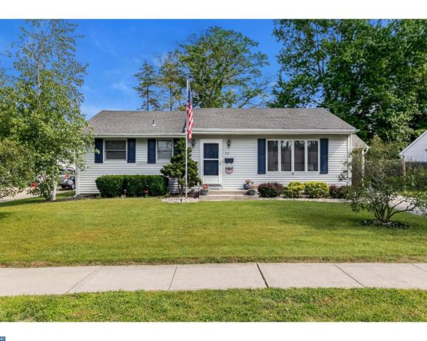 42 Rockland Terrace, Lumberton, NJ 08048 (MLS #6990297) :: The Dekanski Home Selling Team