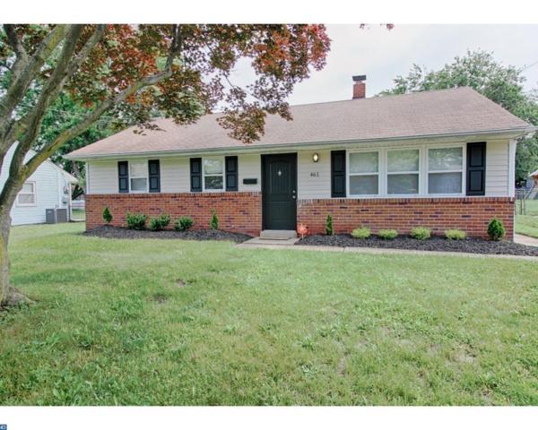 461 Windsor Drive, Bellmawr, NJ 08031 (MLS #6992062) :: The Dekanski Home Selling Team