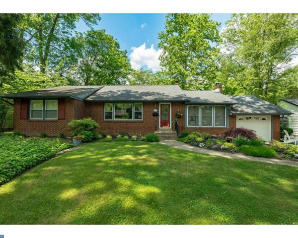 335 Hillside Lane, Haddonfield, NJ 08033 (MLS #6996226) :: The Dekanski Home Selling Team