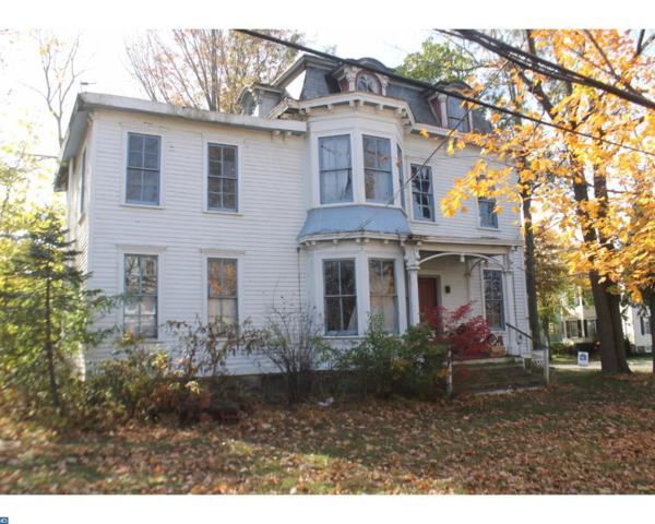 421 N Main Street, HIGHTSTOWN TWP, NJ 08520 (MLS #6998308) :: The Dekanski Home Selling Team