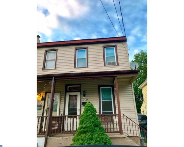 34 Chestnut Street, Woodbury, NJ 08096 (MLS #6998385) :: The Dekanski Home Selling Team