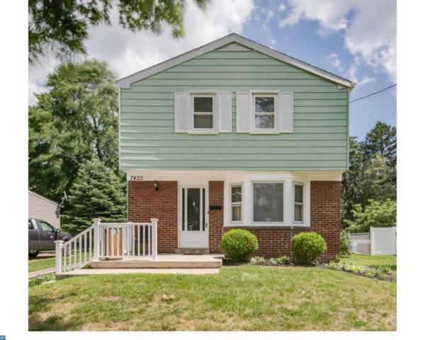 7420 Githens Avenue, Pennsauken, NJ 08109 (MLS #7002931) :: The Dekanski Home Selling Team
