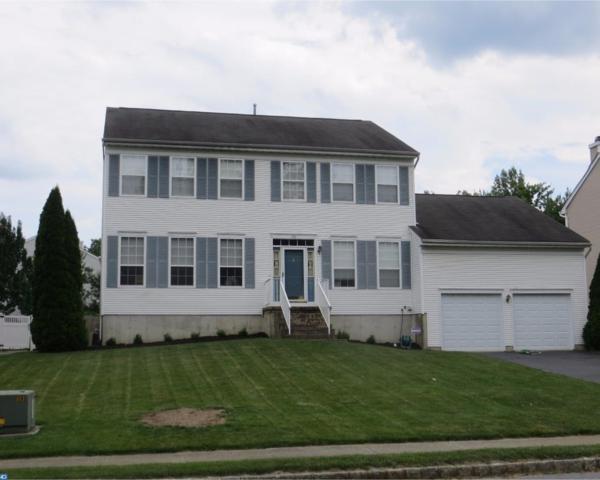 36 Gaskin Drive, Burlington, NJ 08016 (MLS #7017873) :: The Dekanski Home Selling Team