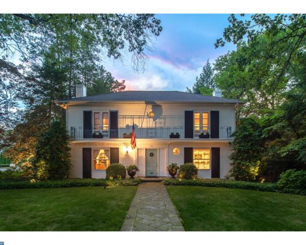 344 Chews Landing Road, Haddonfield, NJ 08033 (MLS #7017972) :: The Dekanski Home Selling Team