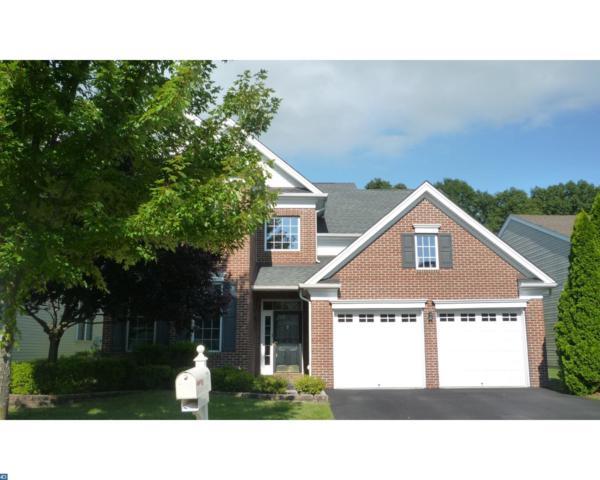 120 Aristotle Way, East Windsor, NJ 08512 (MLS #7024603) :: The Dekanski Home Selling Team