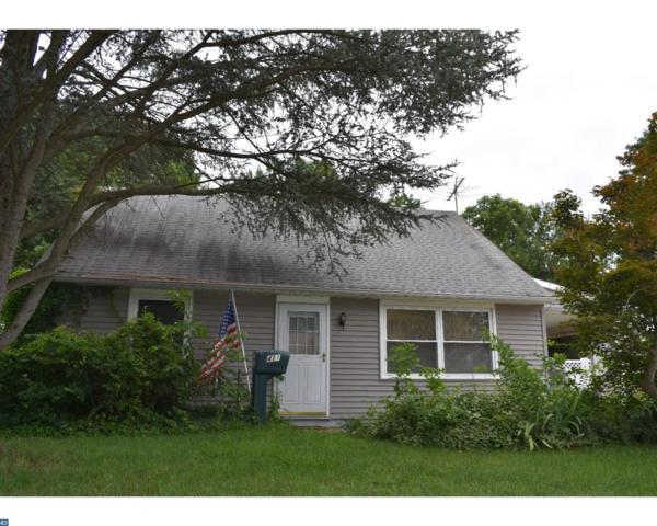 411 Holmes Drive, Burlington, NJ 08016 (MLS #7026260) :: The Dekanski Home Selling Team