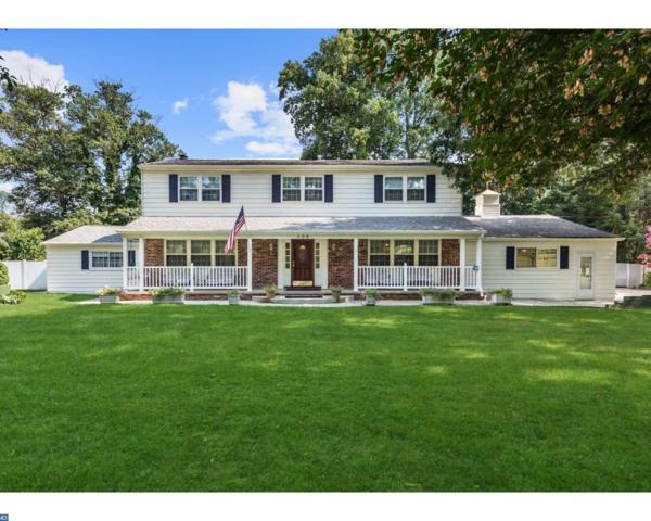 408 Sentinel Road, Moorestown, NJ 08057 (MLS #7042014) :: The Dekanski Home Selling Team