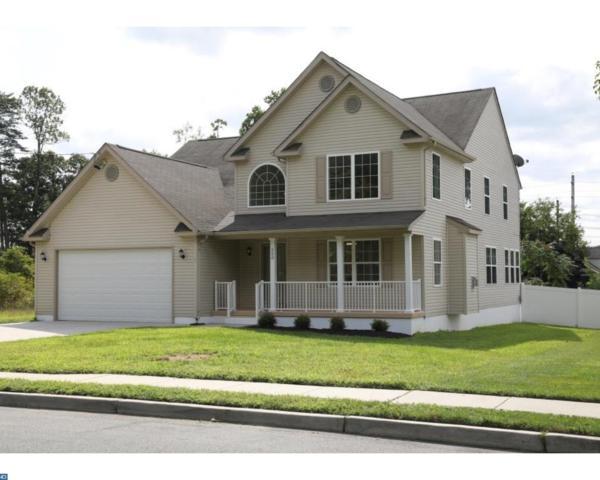 320 Sadler Avenue, Lawnside, NJ 08045 (MLS #7042860) :: The Dekanski Home Selling Team