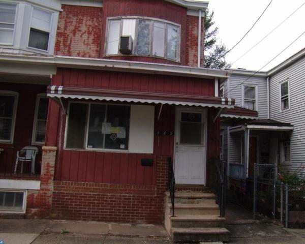 485 S Logan Avenue, Trenton City, NJ 08629 (MLS #7050828) :: The Dekanski Home Selling Team