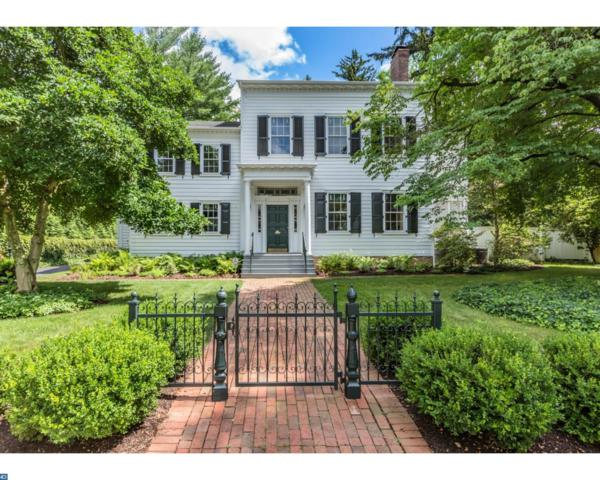 16 Boudinot Street, Princeton, NJ 08540 (MLS #7053917) :: The Dekanski Home Selling Team