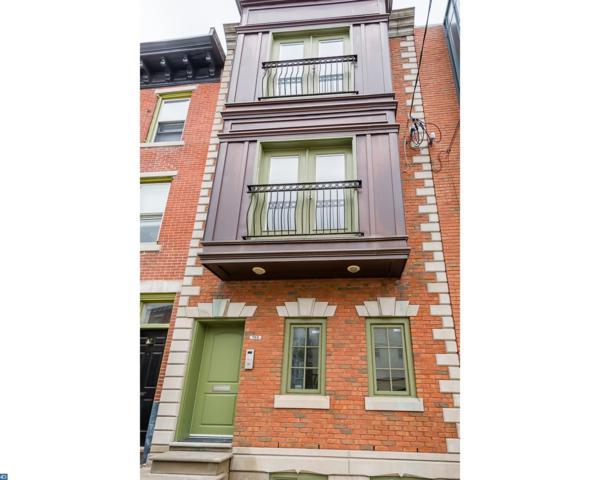753 S 20TH Street, Philadelphia, PA 19146 (#7056421) :: City Block Team