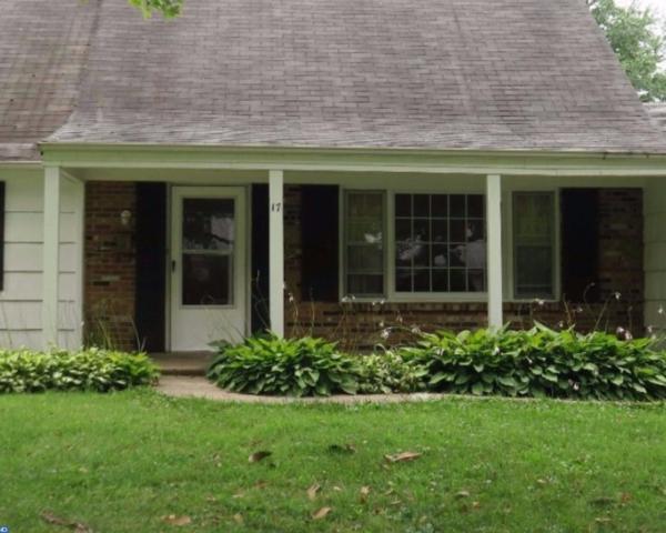 17 Enfield Lane, Willingboro, NJ 08046 (MLS #7066410) :: The Dekanski Home Selling Team
