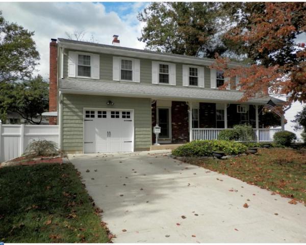 105 Collins Drive, Cherry Hill, NJ 08003 (#7067137) :: REMAX Horizons