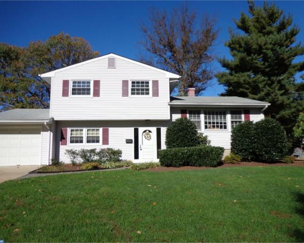 45 Stonicker Drive, Lawrence, NJ 08648 (MLS #7069203) :: The Dekanski Home Selling Team
