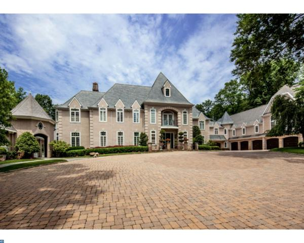 810 Chateau Lane, Villanova, PA 19085 (#7091754) :: The John Collins Team