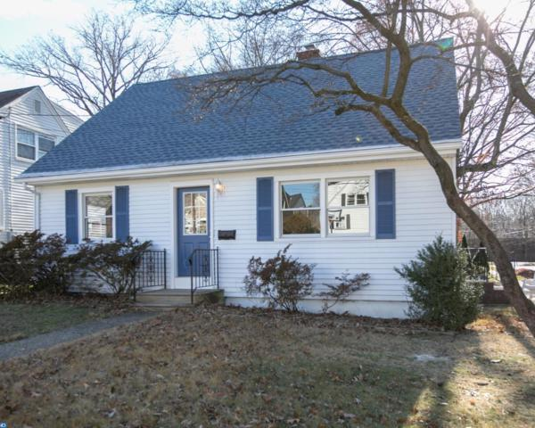 1644 Chestnut Avenue, Haddon Heights, NJ 08035 (#7095461) :: The Keri Ricci Team at Keller Williams
