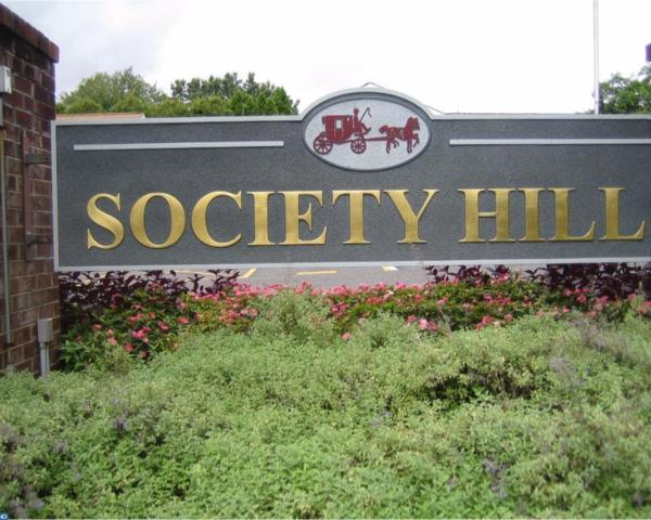 833 Society Hill, Cherry Hill, NJ 08003 (#7129993) :: City Block Team
