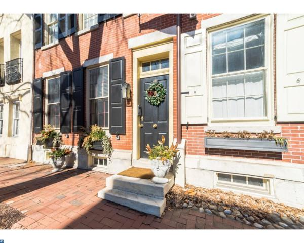 419 Spruce Street A, Philadelphia, PA 19106 (#7131638) :: City Block Team