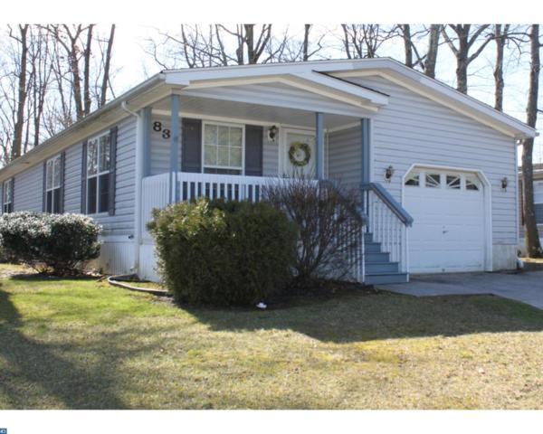 83 Hazeltop Drive, Sicklerville, NJ 08081 (#7136206) :: The John Collins Team