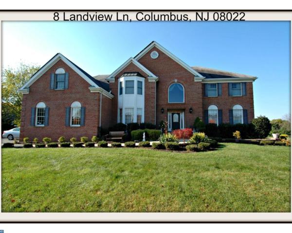 8 Landview Lane, MANSFIELD TWP, NJ 08022 (#7137140) :: McKee Kubasko Group