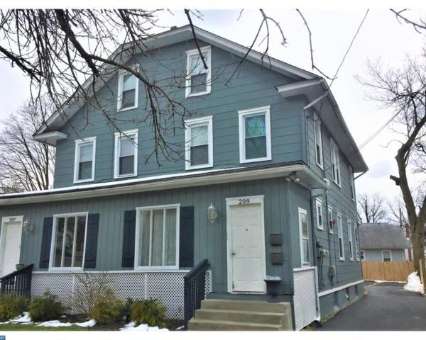 209 Victoria Avenue, Merchantville, NJ 08109 (#7143663) :: Daunno Realty Services, LLC