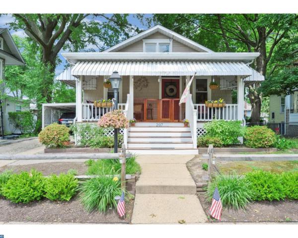 207 Virginia Avenue, Haddon Township, NJ 08108 (#7189681) :: Erik Hoferer & Associates