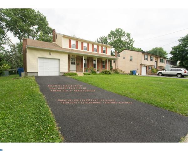 216 Mimosa Drive, Cherry Hill, NJ 08003 (#7198109) :: McKee Kubasko Group