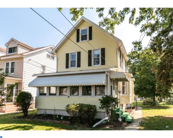 1633 Ward Street, Linwood, PA 19061 (#7211435) :: McKee Kubasko Group