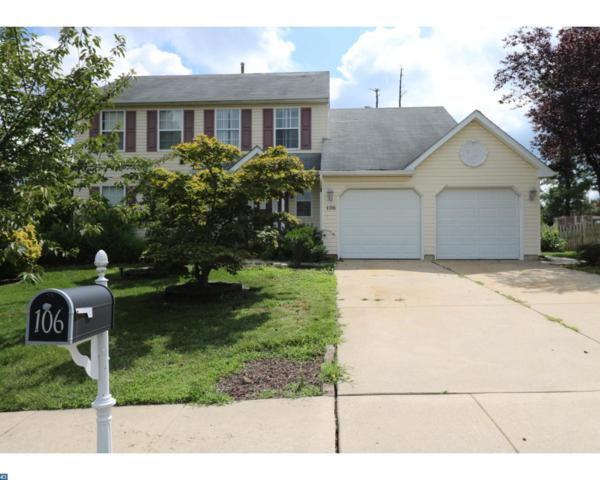 106 Creekview Trail, Deptford, NJ 08096 (#7226674) :: The John Collins Team