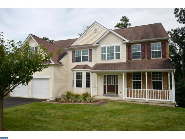 2698 Saint Victoria Drive, Gilbertsville, PA 19525 (#7253132) :: City Block Team