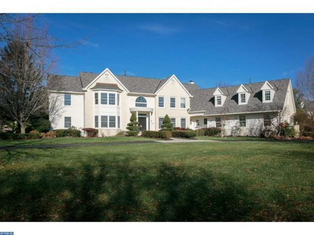 715 Brandywine Drive, Moorestown, NJ 08057 (MLS #6843359) :: The Dekanski Home Selling Team