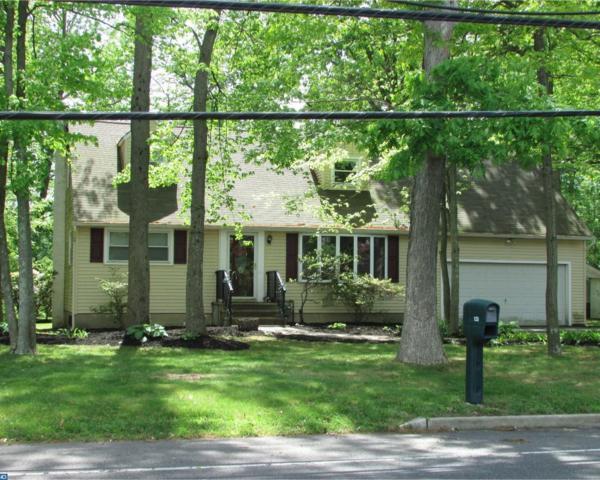 125 Hickory Corner Road, East Windsor, NJ 08520 (MLS #6874031) :: The Dekanski Home Selling Team