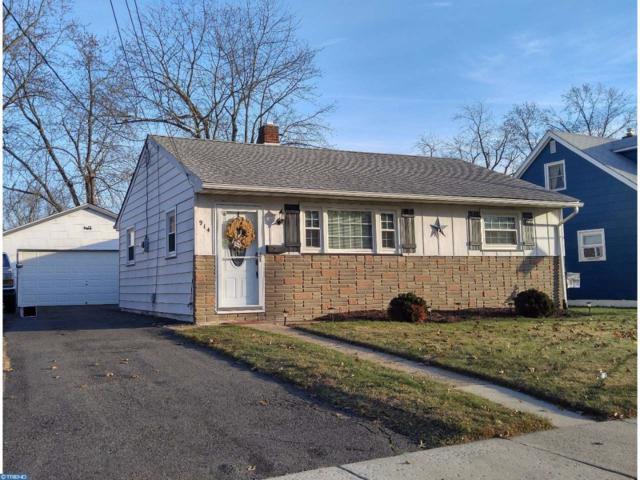 914 Mount Road, Burlington, NJ 08016 (MLS #6900821) :: The Dekanski Home Selling Team
