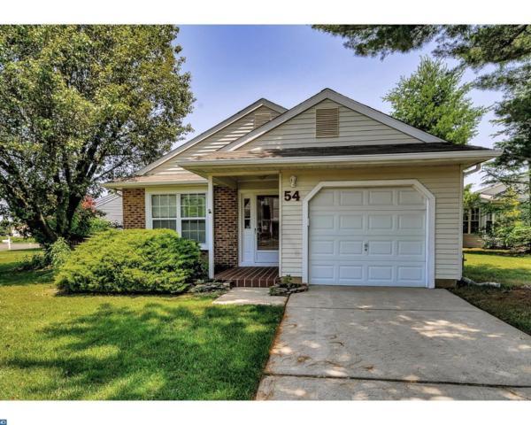 54 Eddystone Way, Mount Laurel, NJ 08054 (MLS #6959914) :: The Dekanski Home Selling Team
