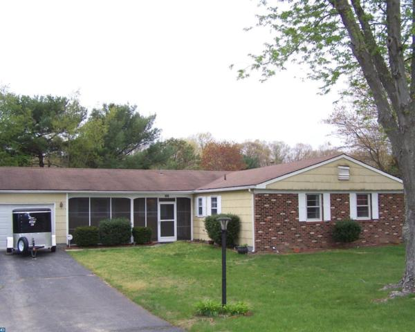 639 Wilby Road, Winslow Twp, NJ 08081 (MLS #6965233) :: The Dekanski Home Selling Team