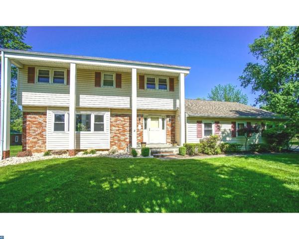 191 Spring Beauty Drive, Lawrence, NJ 08648 (MLS #6981762) :: The Dekanski Home Selling Team