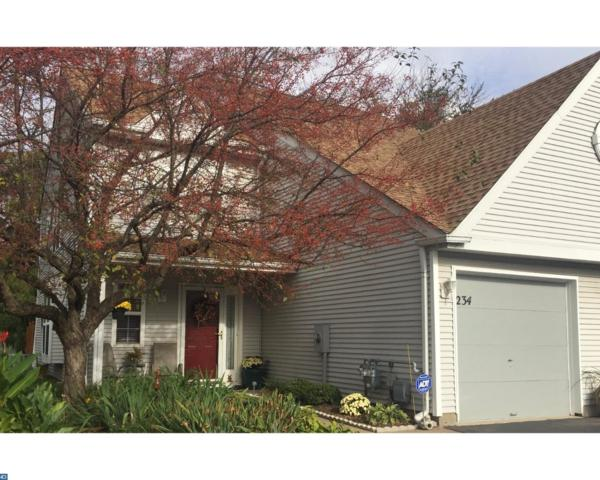 234 Birch Hollow Drive, Bordentown, NJ 08505 (MLS #7069237) :: The Dekanski Home Selling Team