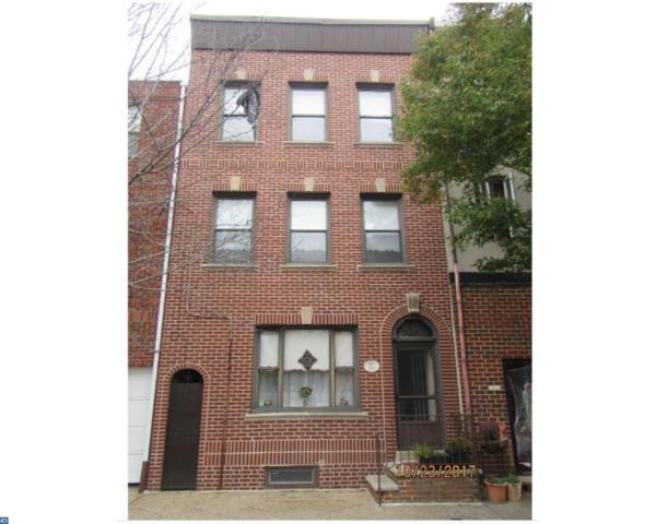 913 S 2ND Street, Philadelphia, PA 19147 (#7217337) :: City Block Team