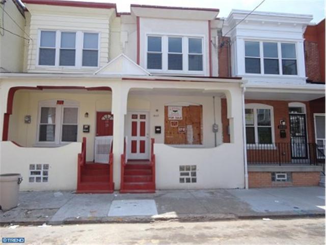1527 Newport Street, Camden, NJ 08104 (MLS #6213751) :: The Dekanski Home Selling Team