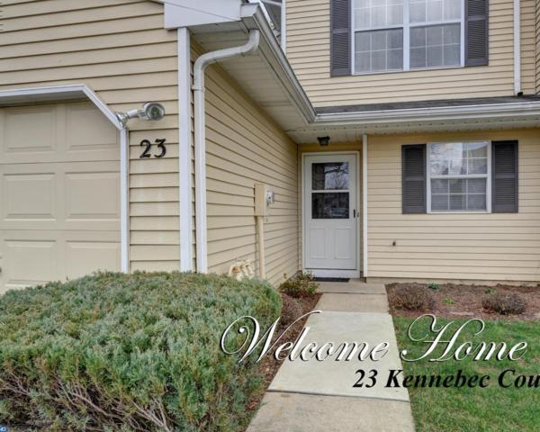 23 Kennebec Court, Bordentown, NJ 08505 (MLS #6933633) :: The Dekanski Home Selling Team