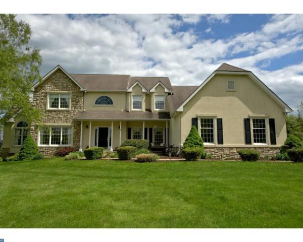 14 Fox Run Road, Pennington, NJ 08534 (MLS #6977319) :: The Dekanski Home Selling Team