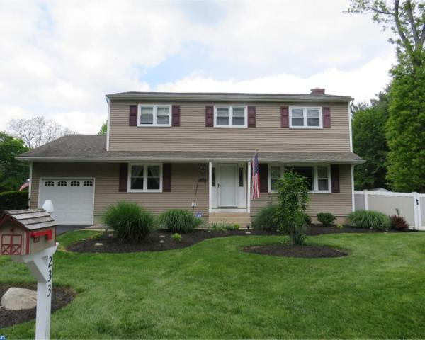 233 Glenn Avenue, Lawrenceville, NJ 08648 (MLS #6979788) :: The Dekanski Home Selling Team