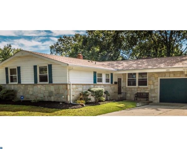105 Leeds Road, Mount Laurel, NJ 08054 (MLS #7044451) :: The Dekanski Home Selling Team