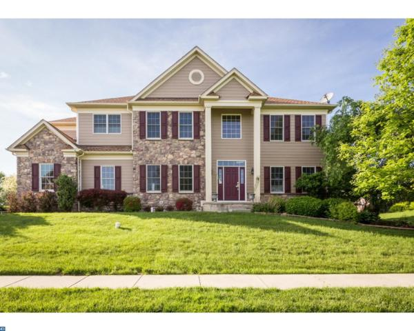 402 Prescott Drive, Chester Springs, PA 19425 (#7111672) :: The John Collins Team