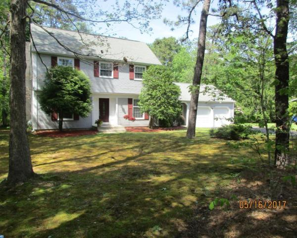101 Pine Cone Trail, Medford, NJ 08055 (MLS #6927423) :: The Dekanski Home Selling Team