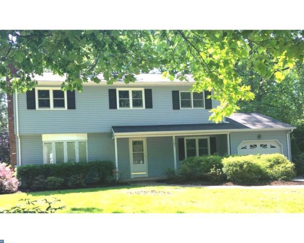 107 Oak Creek Road, EAST WINDSOR TWP, NJ 08520 (MLS #6934765) :: The Dekanski Home Selling Team