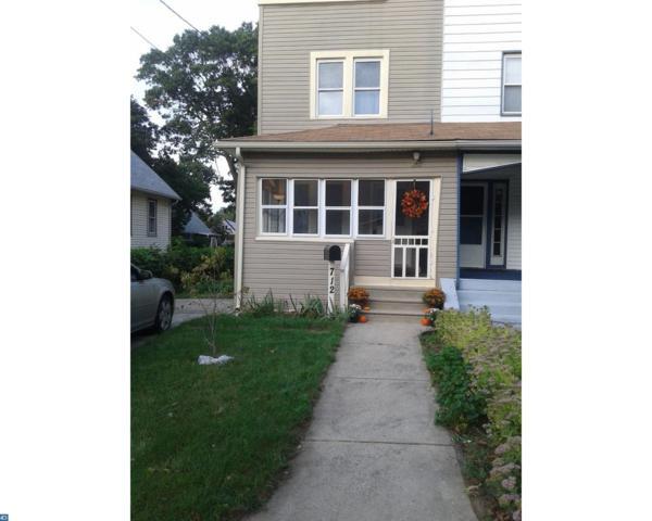 712 Park Avenue, Palmyra, NJ 08065 (MLS #6976857) :: The Dekanski Home Selling Team
